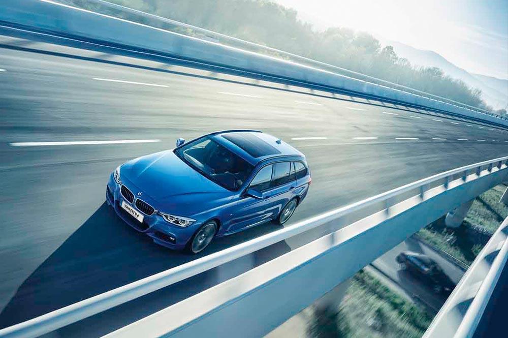 BMW 3er Touring Gewerbekundenangebot