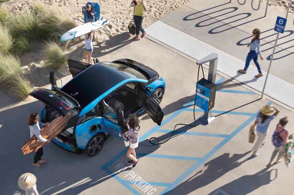 BMW i3 Gewerbekundenangebot
