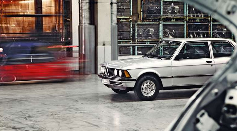 BMW Classic im Autohaus Märtin