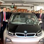 BMW i3 für Gewerbeschule Breisach