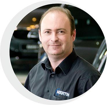 Classic Car Experte Witalij Schwan