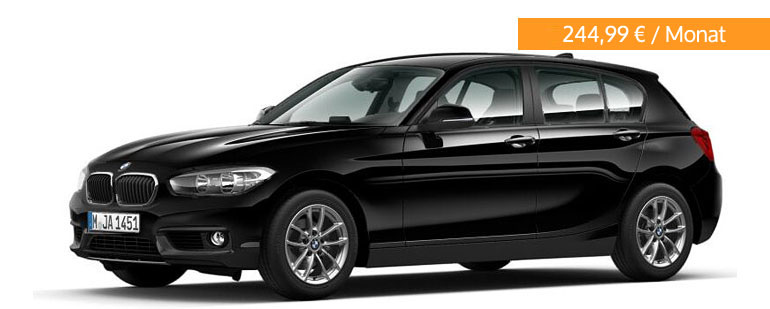 BMW 116i 5-Türer Neuwagen-Angebot vom Autohaus Märtin