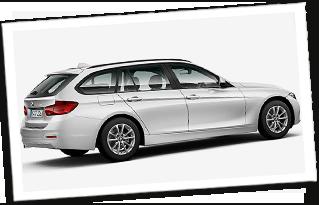 BMW 320d Touring Gebrauchtwagenangebot bei Märtin