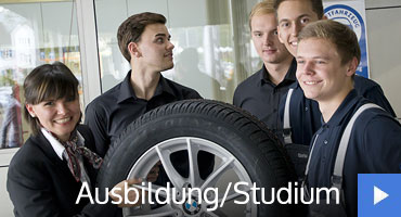 Ausbildung oder Studium im Autohaus Märtin