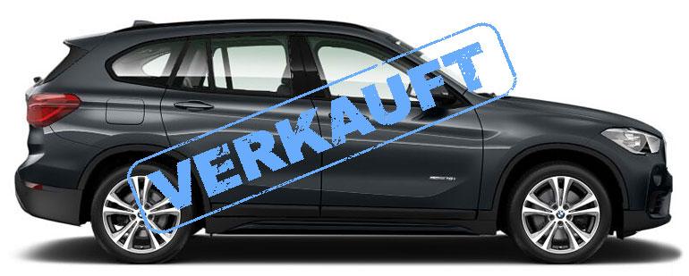 BMW X1 Neuwagenangebot von Märtin