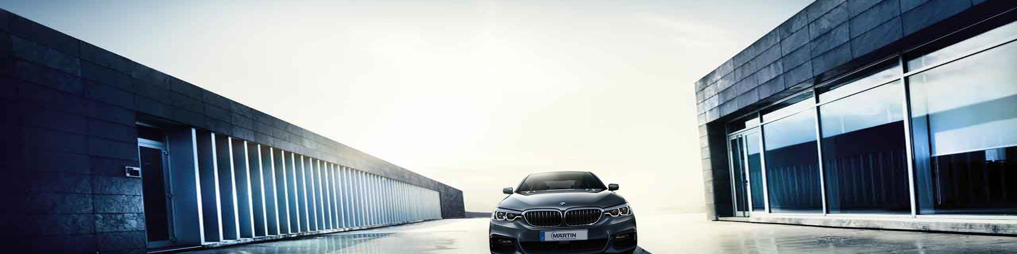 Neuer BMW 5er bei Märtin
