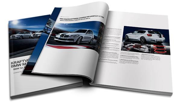 BMW M Performance Katalog