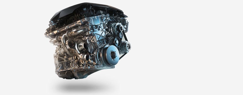 Motoren im neuen BMW 5er