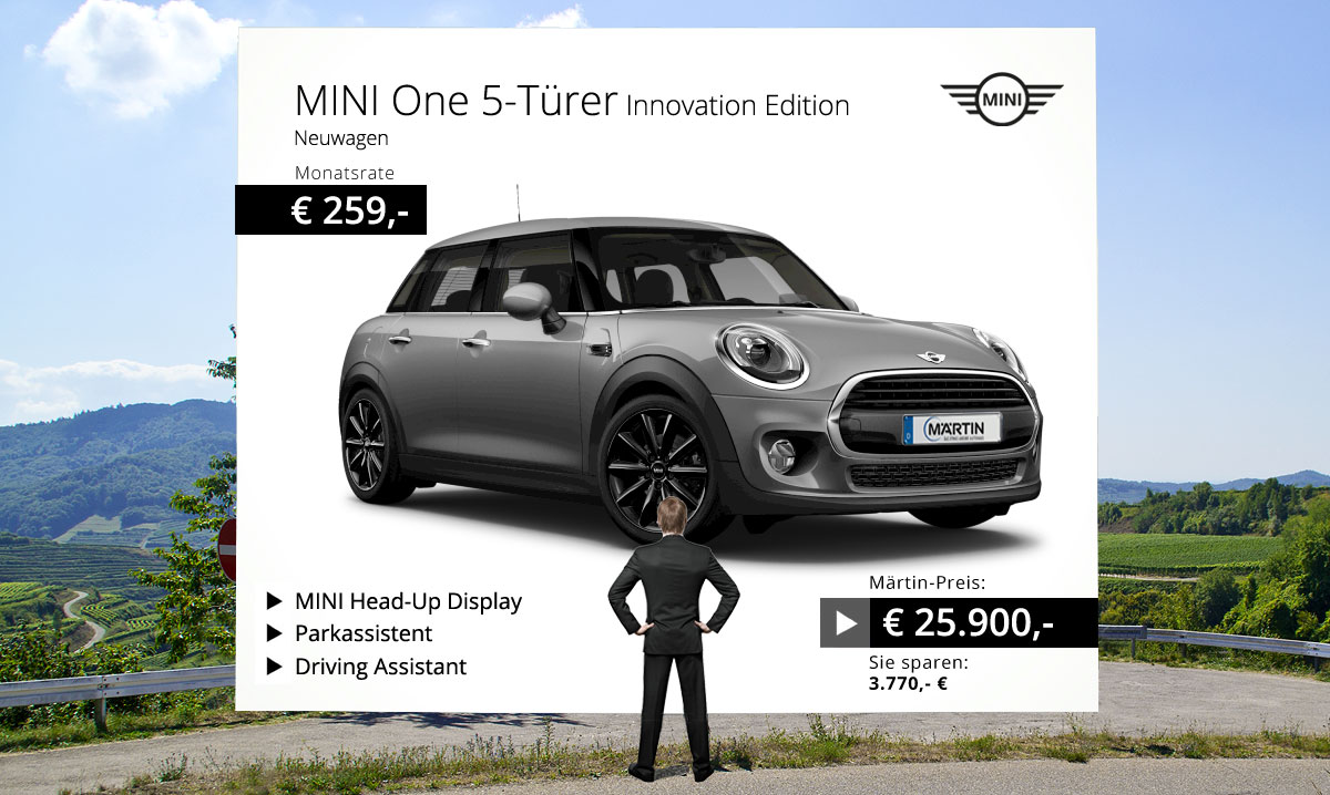 mini cooper preis good der mini cooper d with mini cooper. Black Bedroom Furniture Sets. Home Design Ideas
