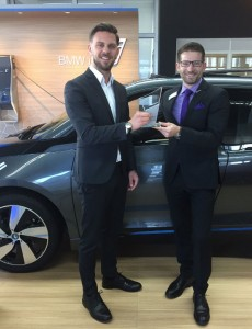 BMW i3 von Märtin