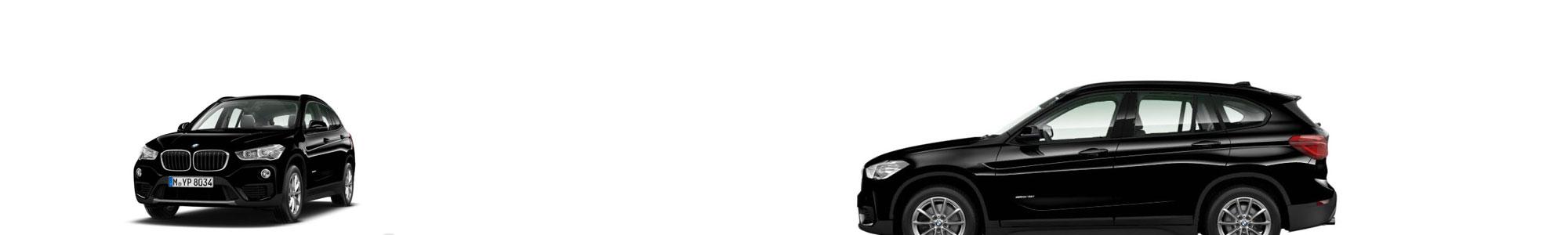 BMW X1sDrive18d Gewerbekundenangebot vom Autohaus Märtin