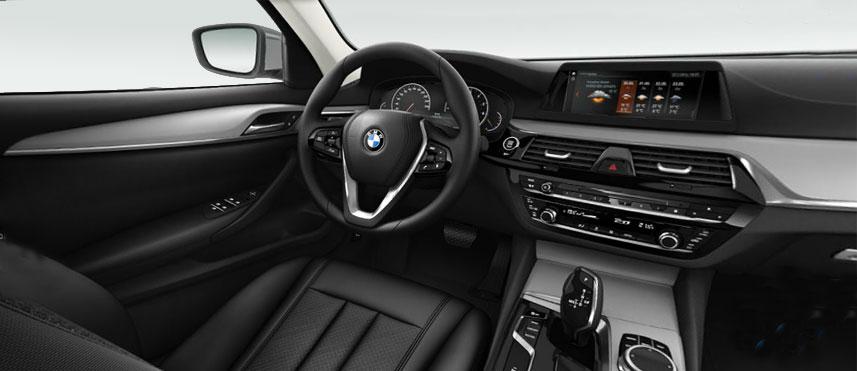 BMW 520d Gewerbekundenangebot bei Märtin