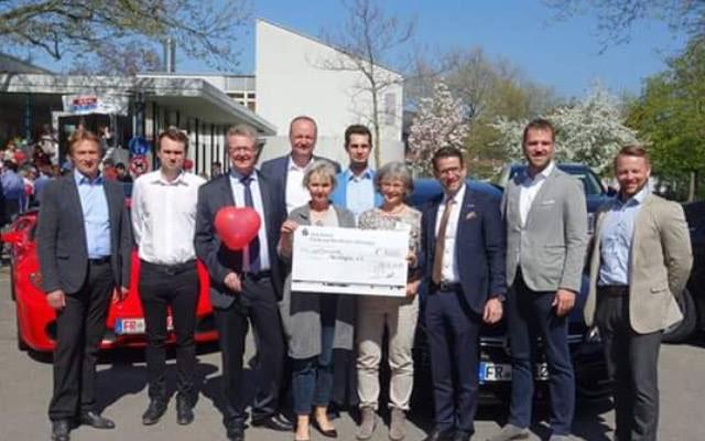 Autohaus Märtin für Herzklopfen e.V.
