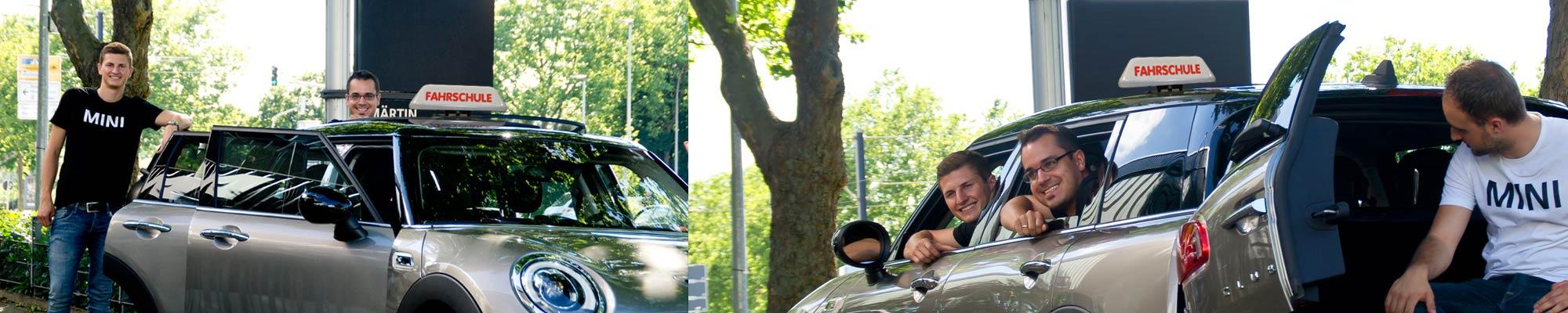 BMW & MINI Ffür Fahrschuilen von Märtin