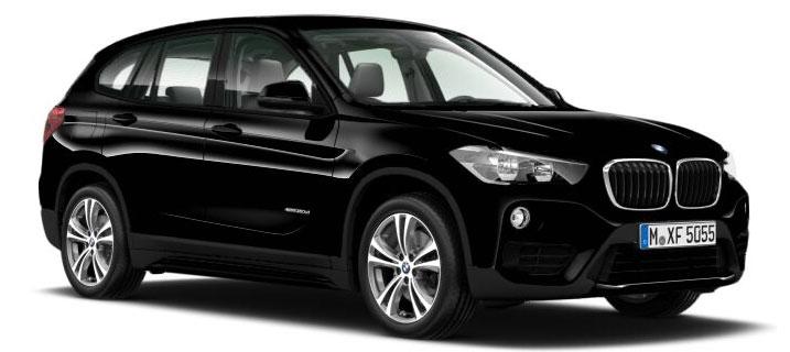 BMW X1 xDrive Gewerbekunden Gebrauchtwagenangebot bei Märtin
