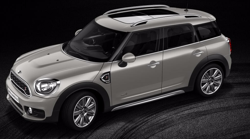 MINI Cooper SD All 4 Countryman Angebot bei Märtin