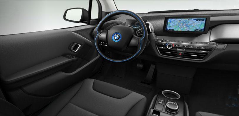 BMW i3 94Ah Batterie Neuwagenangebot vom Autohaus Märtin