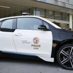 BMW i3 bei der Polizei von Los Angeles