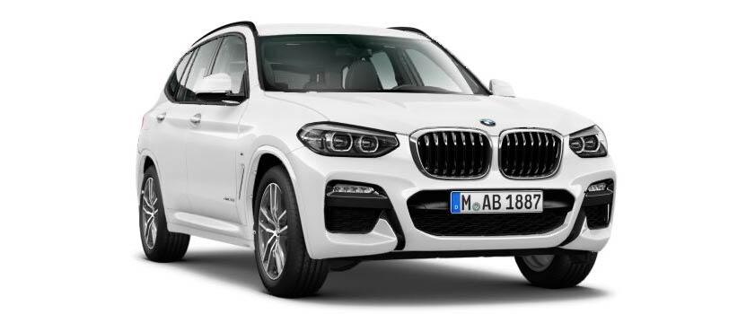 BMW X3 xDrice20d M Sport Angebot im Autohaus Märtin