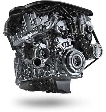 BMW X3 xDrive30d Motor