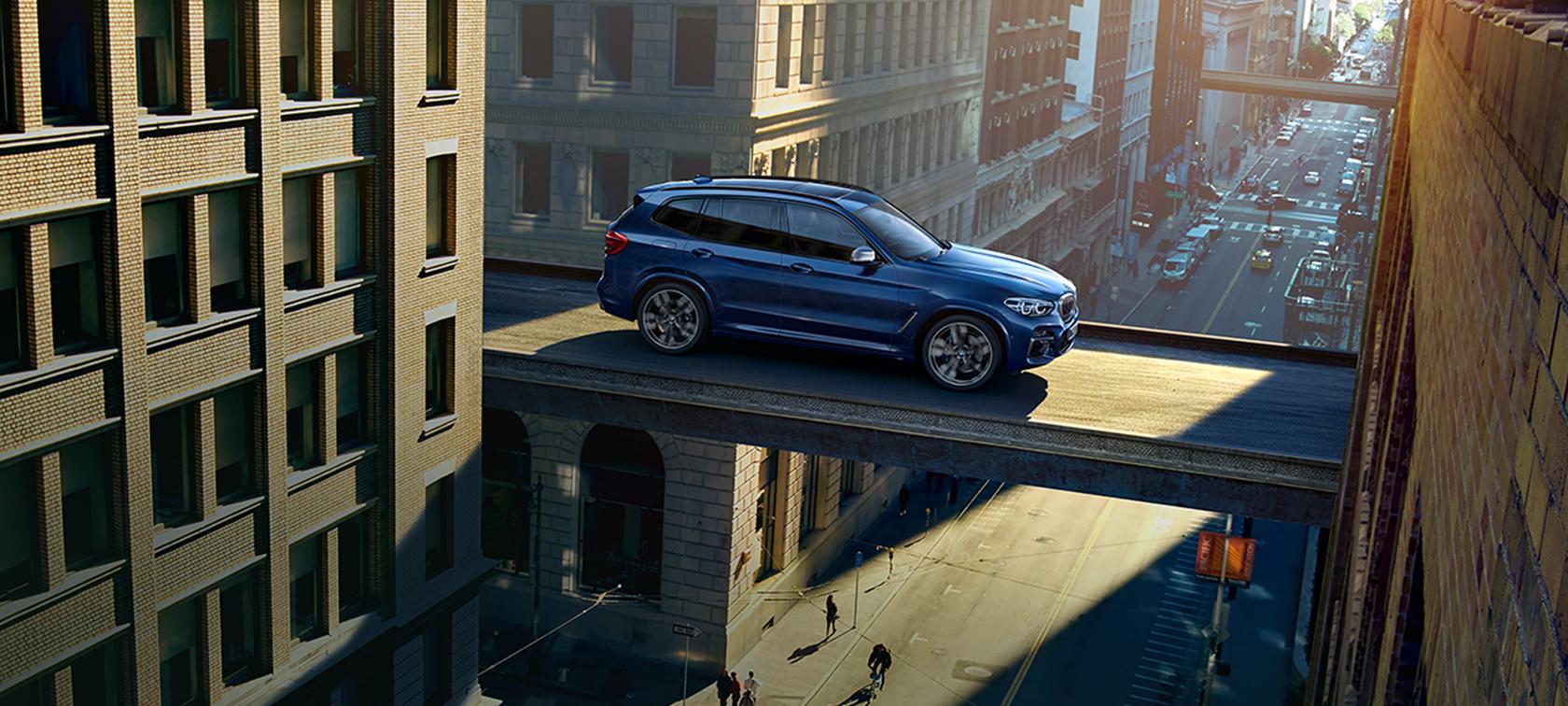 BMW X3 im Autohaus Märtin