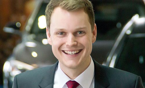Christian Widmann berät Sie in Freiburg zu BMW M