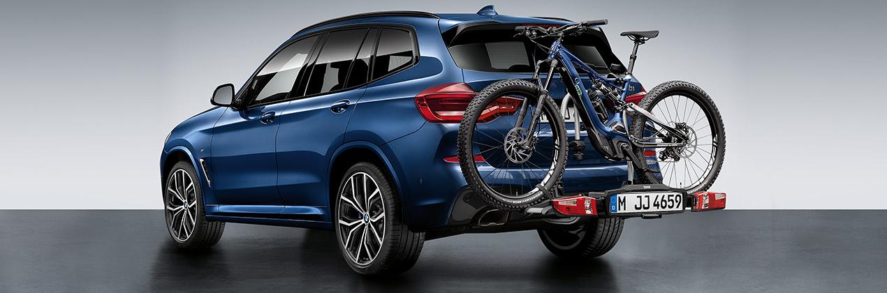 BMW X3 Zubehör im Autohaus Märtin