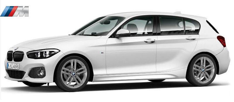 BMW 118i M Sport Neuwagenangebot auf bmw-maertin.de