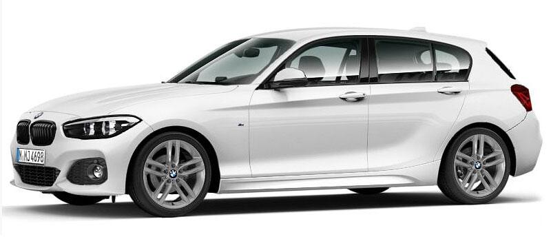 BMW 118i M Sport Angebot mit Umweltprämie