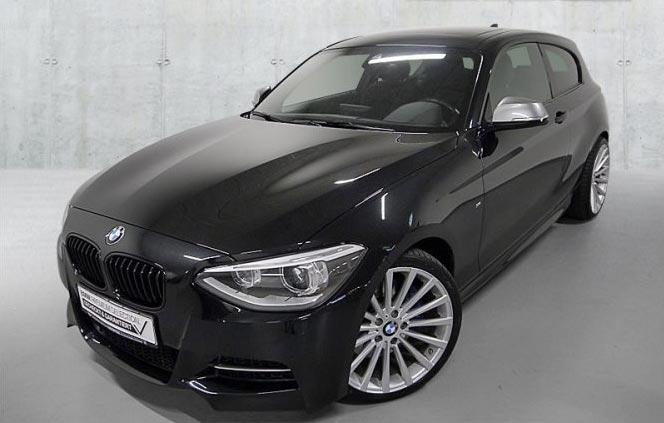 BMW 135i Gebrauchtwagenangebot im Autohaus Märtin