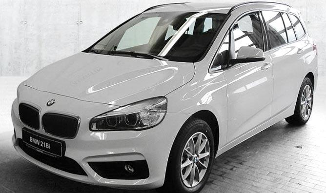 BMW 218i Active Tourer Gebrauchtwagenangebot im Autohaus Märtin