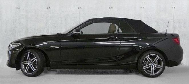 BMW 218i Cabrio Gebrauchtangebot auf bmw-maertin.de