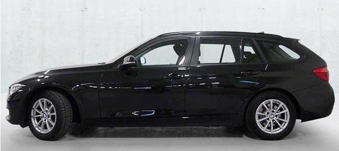 BMW 320d Touring Gebrauchtwagen-Angebot im Autohaus Märtin