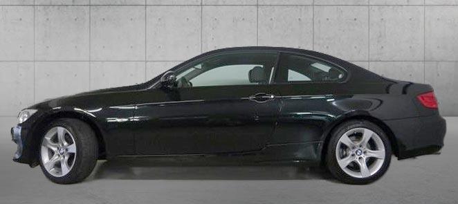 BMW 320d Coupé Gebrauchtangebot auf bmw-maertin.de
