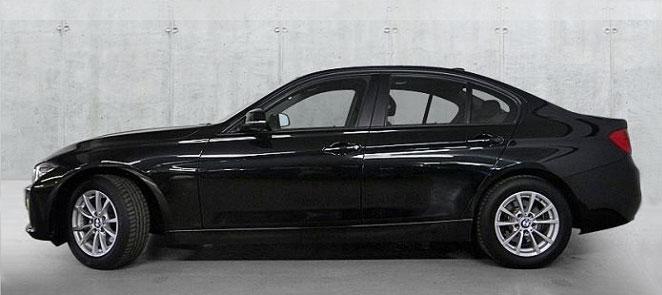 BMW 320i Gebrauchtangebot auf bmw-maertin.de