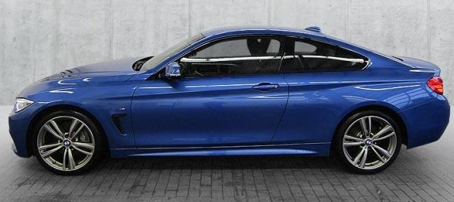 BMW 440i M Sportpaket Gebrauchtangebot auf bmw-maertin.de