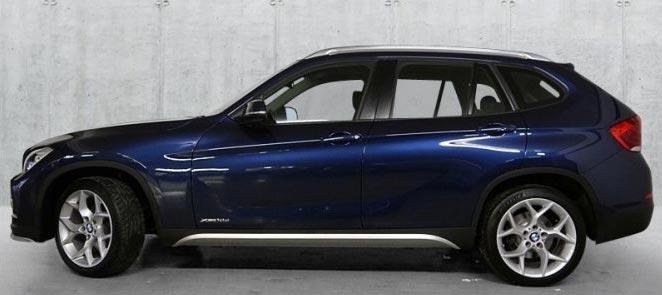 BMW X1 xDrive18d Gebrauchtangebot auf bmw-maertin.de