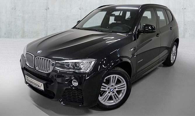 BMW X xDrive30d Gebrauchtwagen-Angebot im Autohaus Märtin