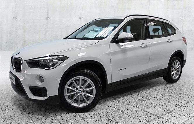 BMW X1 sDrive18d Gebrauchtwagenangebot im Autohaus Märtin