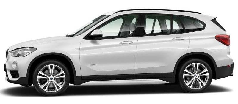 BMW X1 sDrive18d Angebot mit Umweltprämie