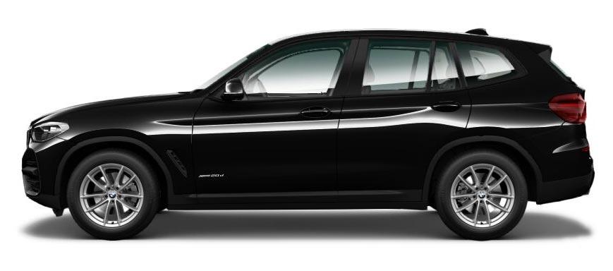 BMW X3 Gewerbeangebot auf bmw-maertin.de