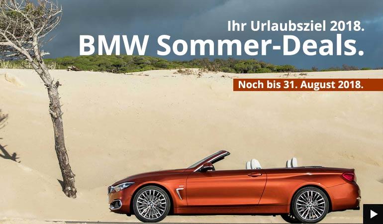 BMW Sommer-Deals bei Märtin