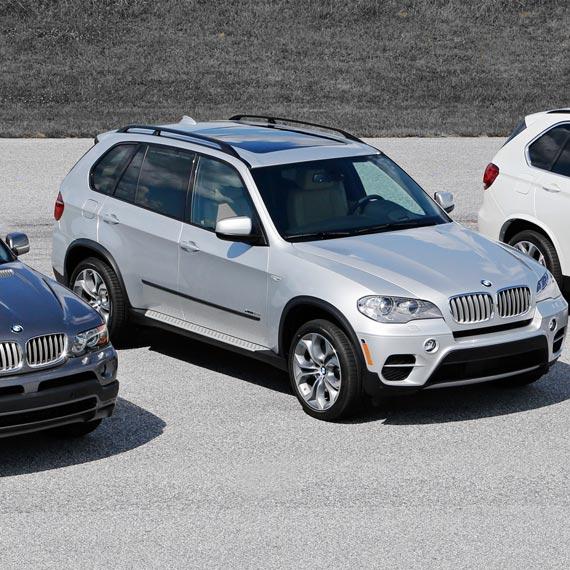 BMW Gebrauchtwagen im Autohaus Märtin
