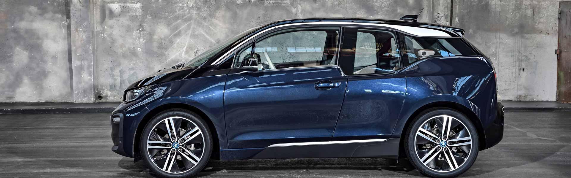 Der neue BMW i3 im Elektromobilitätszentrum Freiburg
