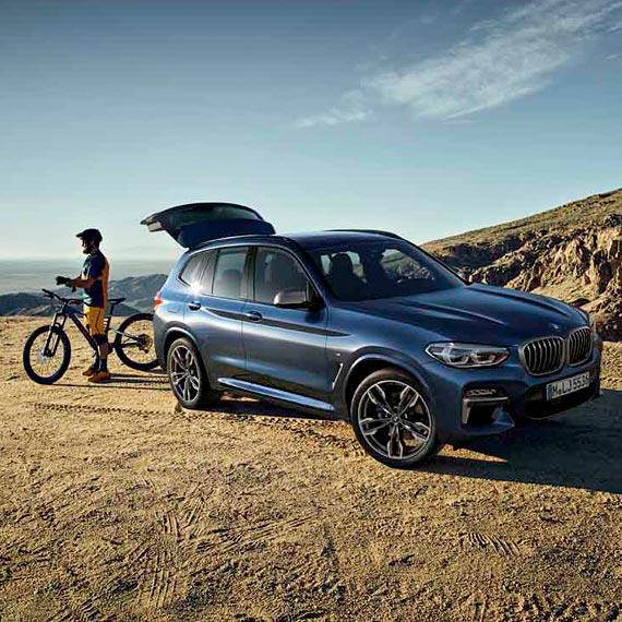 BMW Neuwagen im Autohaus Märtin