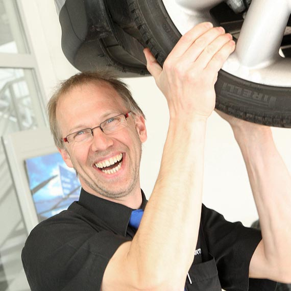 BMW Service im Autohaus Märtin