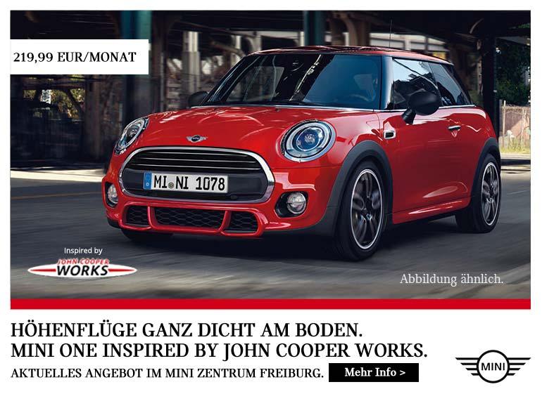 John Cooper Works Exterieur Paket MINI Angebot