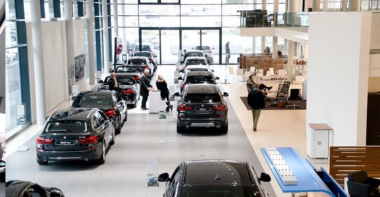 Das neue BMW Märtin Autohaus