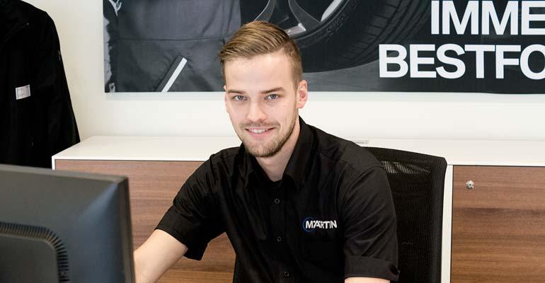 BMW Märtin Mitarbeiter in Freiburg