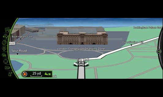 MINI Navigationssystem